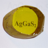AgGaS2  AgGaSe2 Crystal